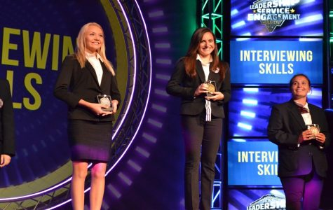 Sophie Ginsburg Wins 1st in International HOSA Competition this Summer