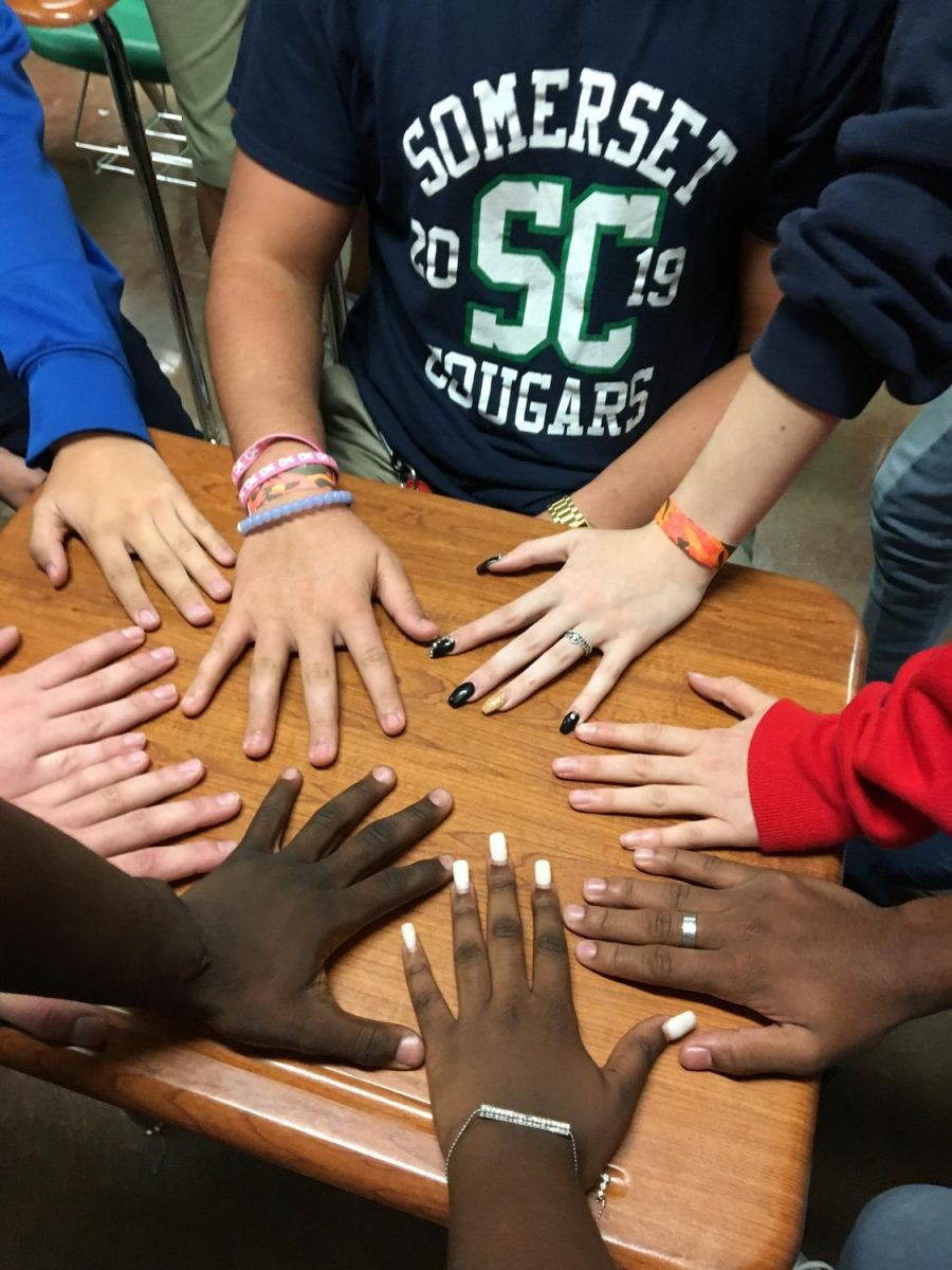 Is Racism Here or Are We the Hands of Change?