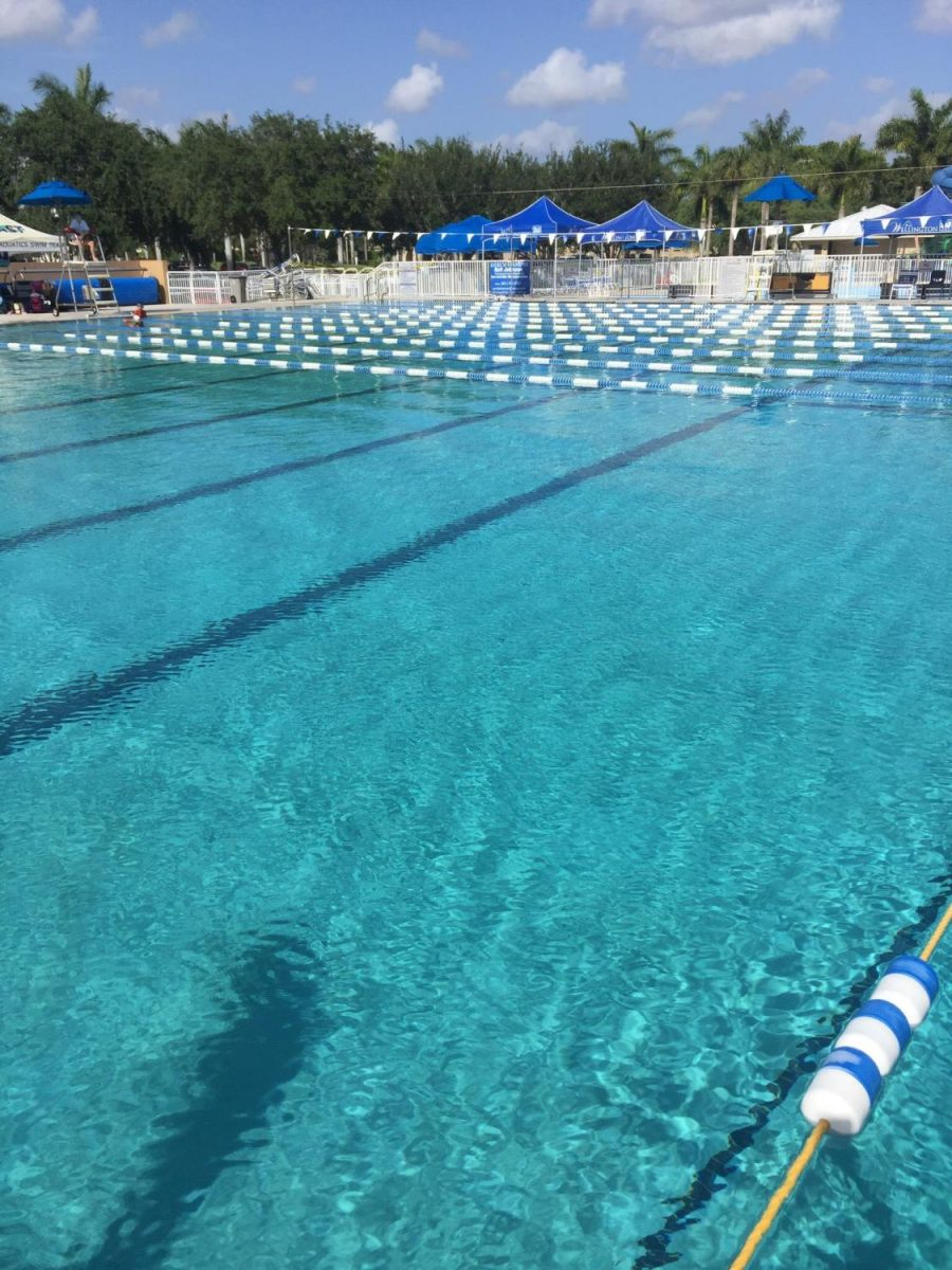 Balancing Swimming and School