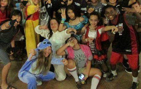 The Drama Club Creates a Scary Good Time