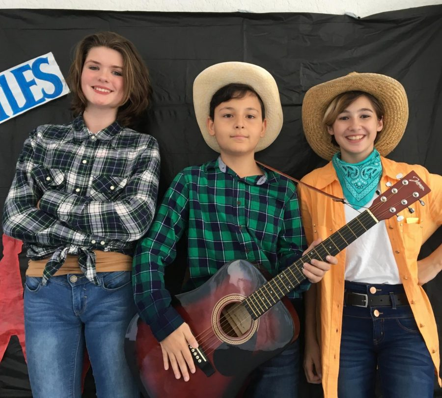 We rounded up the best middle school cow folk!