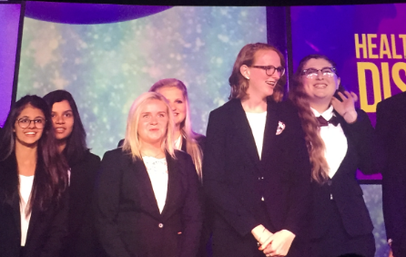 Cougars Take Fifth In International HOSA Competition