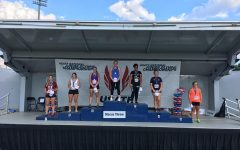 Cara Salsberry Claims Title as Canyons' First All-American Athlete