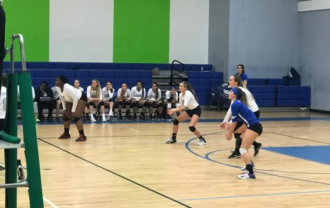 Girls Varsity Volleyball, Game Three: Canyons vs. Oxbridge
