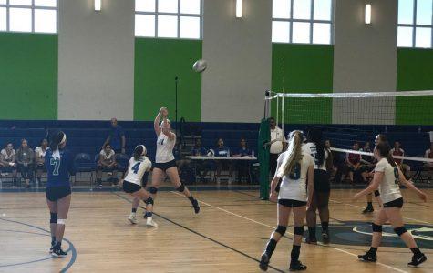 Girls Varsity Volleyball: Canyons Cougars vs. Seminole Ridge Hawks