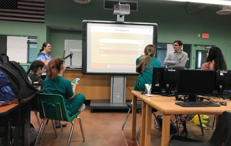 NEHS Hosts Literary Trivia Night
