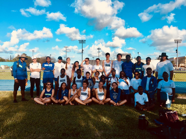 2018 Cougar Track Team