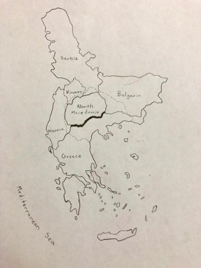 Greek+and+Macedonian+Name+Dispute