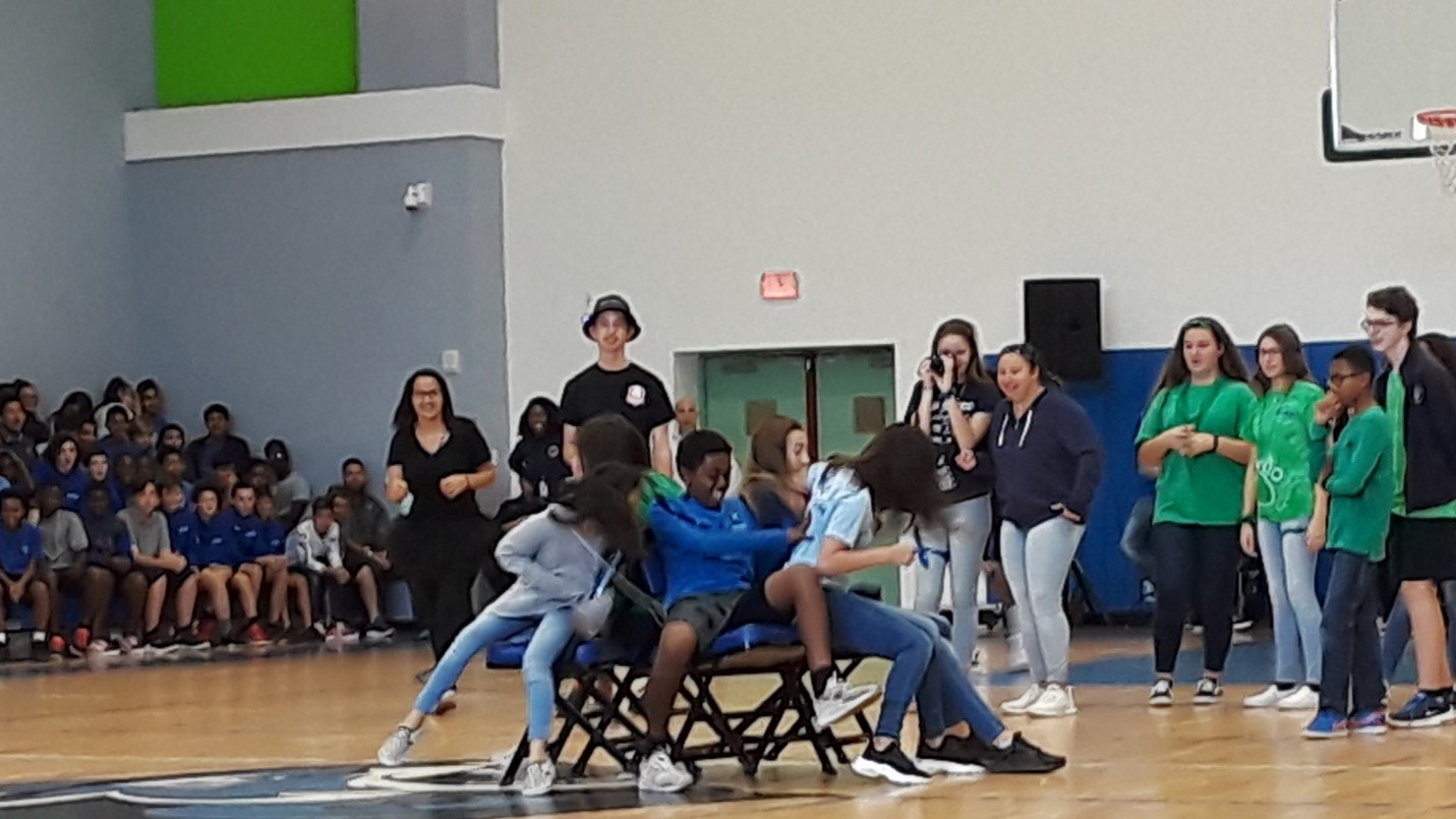 When it comes to musical chairs, our students play to win.
