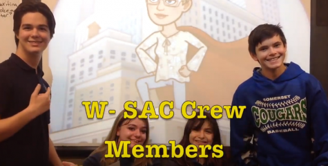 Photo of W-SAC News Crew