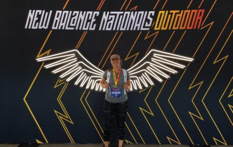 Cara Salsberry Takes Second Place in New Balance Nationals Outdoor