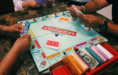 One way people have spent their time in Quarantine is by playing board games with family members and friends.