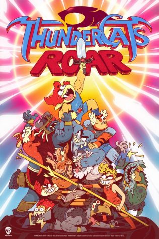 Check out ThunderCats Roar, a new series on Cartoon Network!