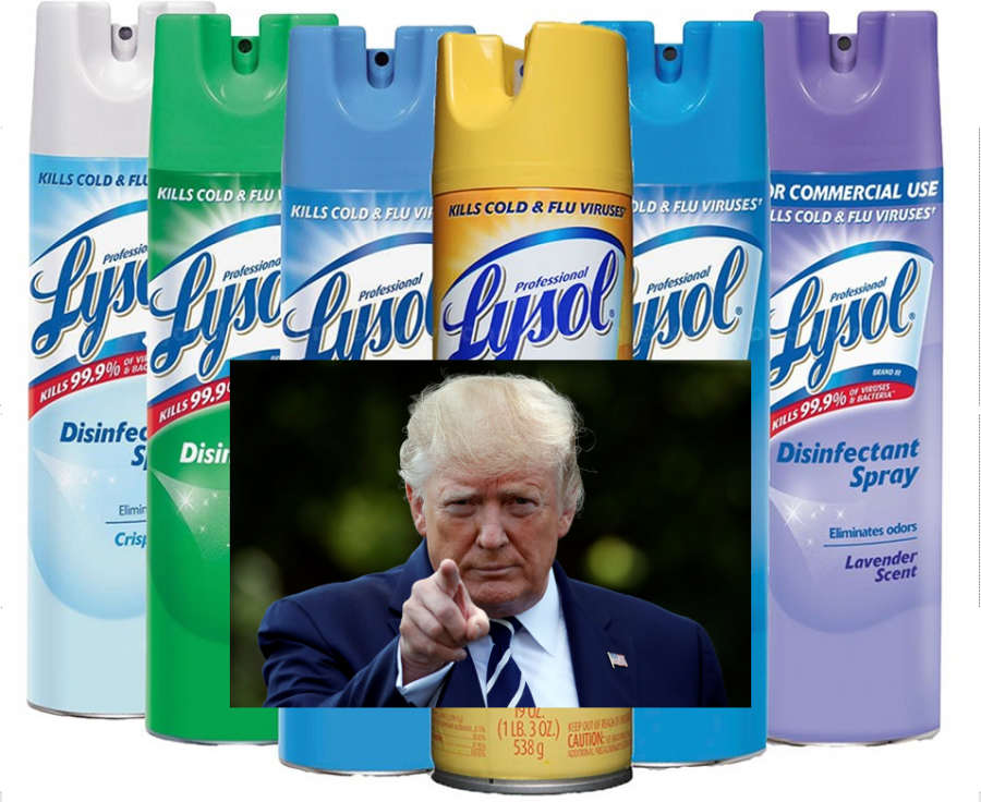 What+does+Trump+and+Lysol+have+in+common%3F