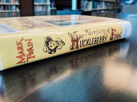"""The Adventures of Huckleberry Finn"" is a classic novel that has been controversial since its release."