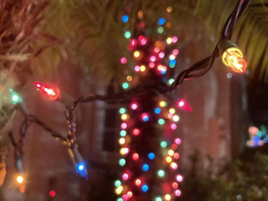 Whether it be on a tree, a candle, or the soul, turn the light on this holiday season.