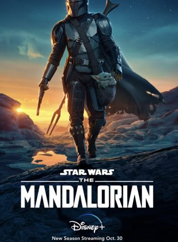"Audiences can enter the world of Star Wars through ""The Mandalorian"". This exciting series is now available to stream on Disney+. Image credit to"