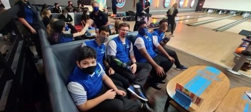 The Boys Bowling Team were victorious against Pope John Paul High School in Boca this past Sept. 13th